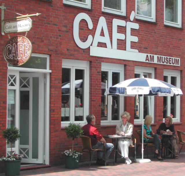 Pension und Cafe am Museum